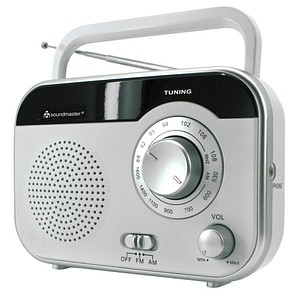 soundmaster TR410 Radio weiß