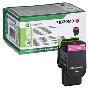 Lexmark 71B20M0 magenta Toner