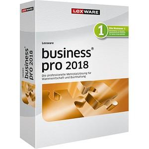 LEXWARE business pro 2018 Vollversion