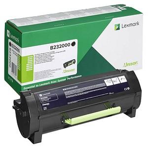 Lexmark B232000 schwarz Toner