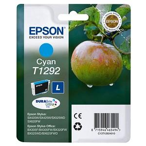 EPSON T1292L cyan Tintenpatrone