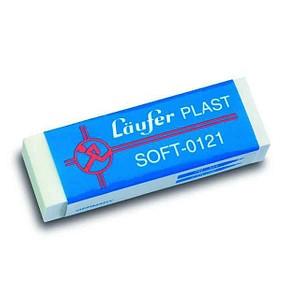 Läufer Radiergummis Plast Soft