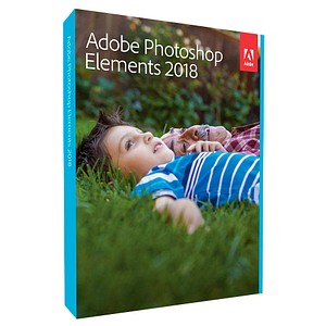 Adobe Photoshop Elements 2018 Vollversion
