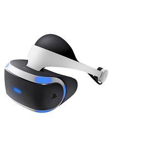 SONY VR-Brille schwarz