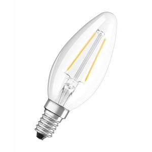 OSRAM LED-Lampe LED RETROFIT CLASSIC B 25 E14 2,5 W klar