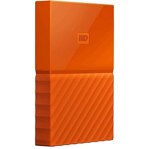 Western Digital My Passport 1 TB externe Festplatte