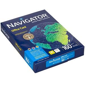 NAVIGATOR Kopierpapier Office Card A4 160 g/qm