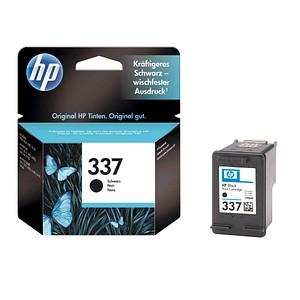 HP 337 schwarz Tintenpatrone