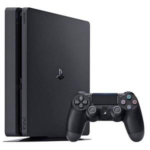 SONY PlayStation 4 Slim 1TB Spielkonsole schwarz