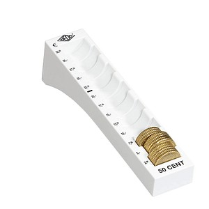 Münzrille EURO 0,50 von WEDO
