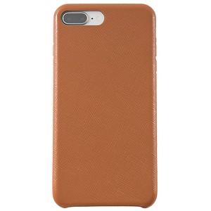 KMP Leder Case Handy-Hülle für Apple iPhone 8 P...