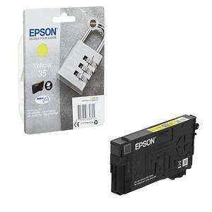 EPSON 35XL / T3594 XL gelb Tintenpatrone