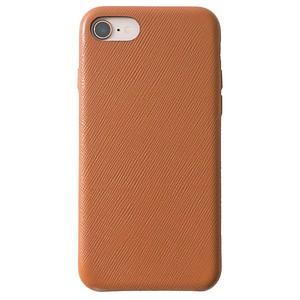 KMP Leder Case Handy-Hülle für Apple iPhone 8 b...