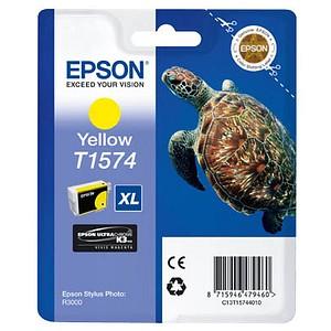 EPSON T1574XL gelb Tintenpatrone
