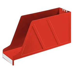 LEITZ Stehsammler Standard 2427 rot