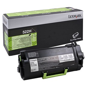 Lexmark 52D2H00 schwarz Toner