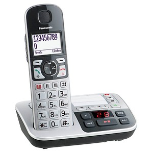 Panasonic KX-TGE520GS Schnurlostelefon mit Anru...