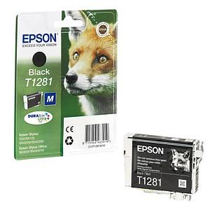 EPSON T1281M schwarz Tintenpatrone