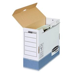 10 Fellowes Archivboxen