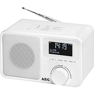 AEG DAB+ 4154 Radio weiß