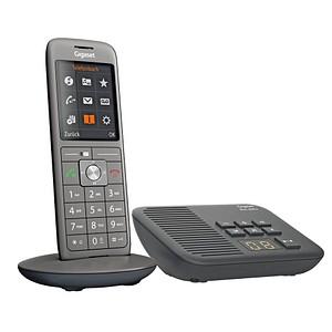 Telefon CL660A mit Box 200 von Gigaset