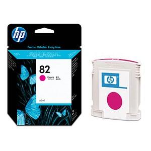 HP 82 magenta Tintenpatrone