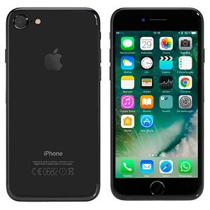 Apple iPhone 7 diamantschwarz 128 GB