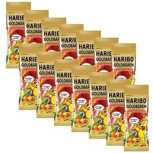 HARIBO GOLDBÄREN Fruchtgummi 14x 75,0 g