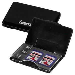hama Smart Speicherkarten-Box schwarz