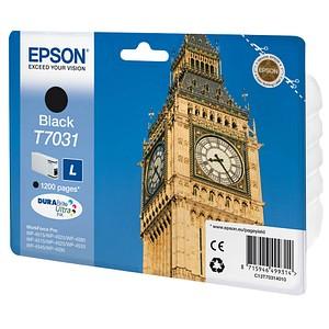 EPSON T7031L schwarz Tintenpatrone