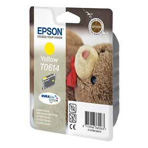 EPSON T0614 gelb Tintenpatrone