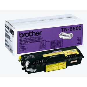 brother TN-6600 schwarz Toner
