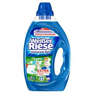 Henkel Weißer Riese Universal Gel Waschmittel 0,9 l