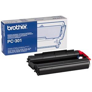 brother PC-301 schwarz Thermo-Druckfolie
