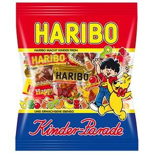 HARIBO Kinder-Parade Fruchtgummi 18 Minibeutel