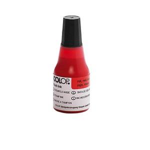 COLOP Stempelfarbe rot