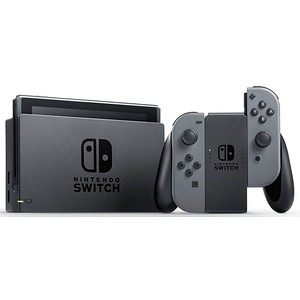 Nintendo Switch Spielkonsole grau