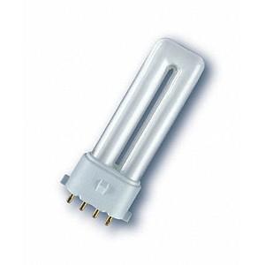 OSRAM Energiesparlampe DULUX S/E 2G7 9 W