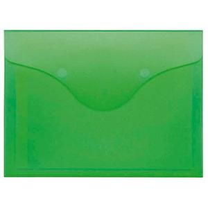 FolderSys Umlauftaschen grün glatt