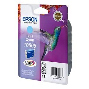 EPSON T0805 light cyan Tintenpatrone