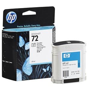 HP 72 Foto schwarz Tintenpatrone