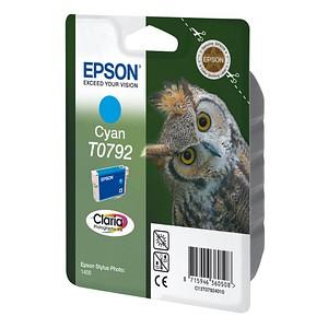 EPSON T0792 cyan Tintenpatrone