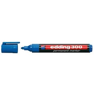 edding 300 Permanentmarker blau 1,5 - 3,0 mm
