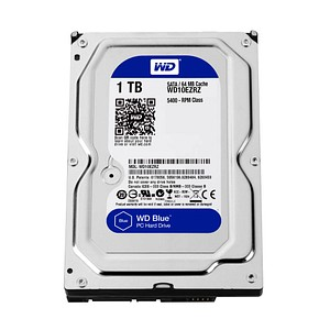 Western Digital Blue 1 TB interne Festplatte