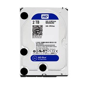 Western Digital Blue 2 TB interne Festplatte
