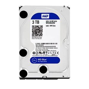 Western Digital Blue 3 TB interne Festplatte