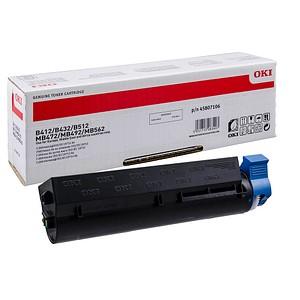 OKI 45807106 schwarz Toner