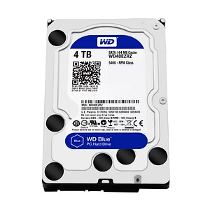Western Digital Blue 4 TB interne Festplatte