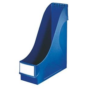 Stehsammler Kunststoff blau