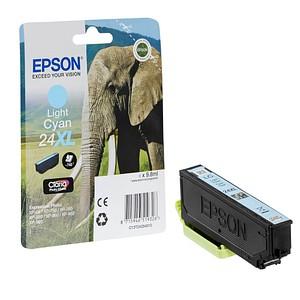 EPSON 24XL / T2435XL light cyan Tintenpatrone